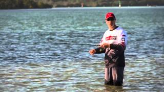 Catching Bream From Estuary Sandbars With Lures