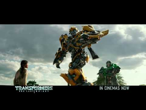 Transformers: The Last Knight (TV Spot 'Review')
