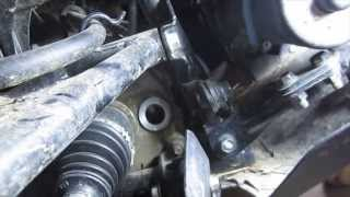 5. How to Change the Front Differential Fluid on a Kawasaki Brute Force, Prairie and Other ATVs
