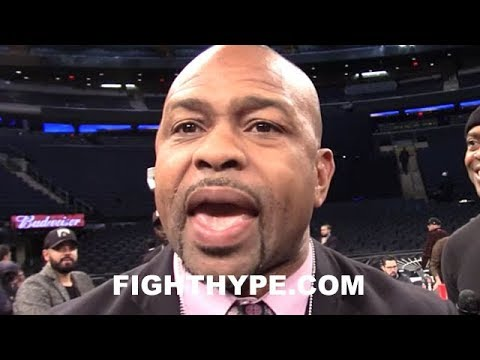 ROY JONES JR. FIRED UP, DEMANDS ANDERSON SILVA SHOWDOWN; TELLS HIM HE CAN USE PEDS