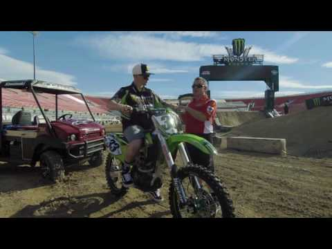 Science of Supercross | Episode 9 (Arm Pump) | Engineered by Kawasaki