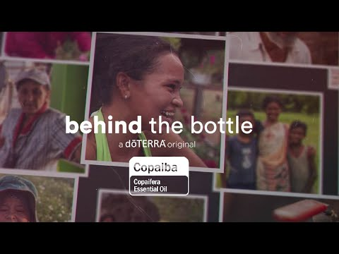 Copaiba Essential Oil | doTERRA Behind the Bottle: Episode 3