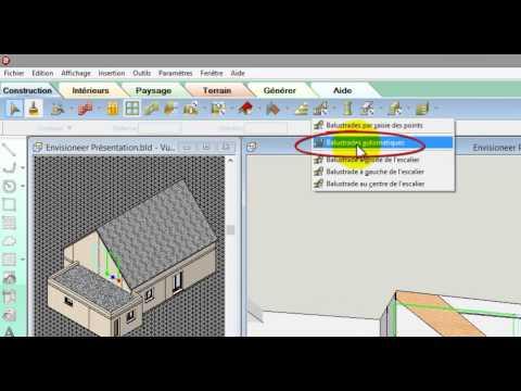 Tutorial complet d'1h: conception d'une maison de A à Z