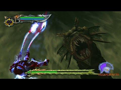 GOD OF WAR 1 - Walkthrough Ep1 Bonus Play (GMChaos)