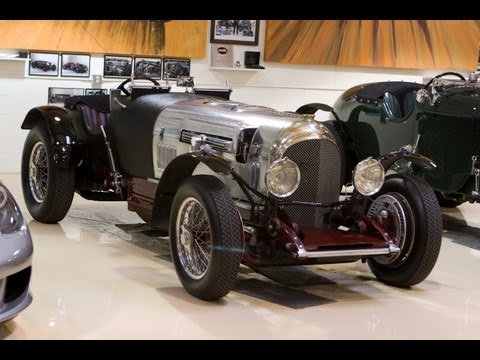 1924 Bentley Twin Turbo – Jay Leno's Garage