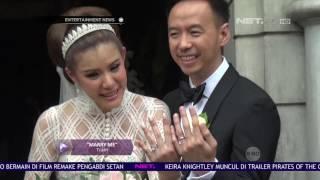 Video Dipertemukan dengan Cara yang Terduga Olga Lydia dan Aris Resmi Menikah di Hari Kartini MP3, 3GP, MP4, WEBM, AVI, FLV November 2017