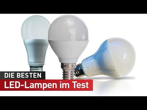 Welche ist die beste LED-Lampe mit E27-Fassung - Test deutsch | CHIP