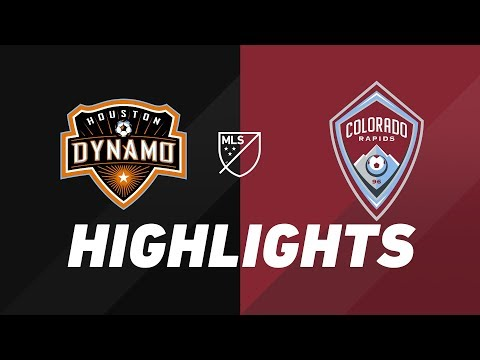 Video: Houston Dynamo vs. Colorado Rapids | HIGHLIGHTS - August 17, 2019