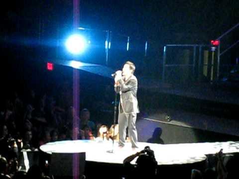 When You Say You Love Me ~ David Archuleta ~ Hartford  AI Tour~ 8/8/08