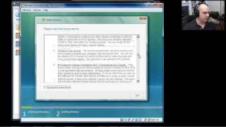 Installing Windows Vista - Part 1 of 2 - CompTIA A+ 220-701: 3.3