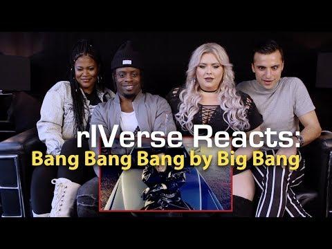 Video rIVerse Reacts: Bang Bang Bang by Big Bang - M/V Reaction download in MP3, 3GP, MP4, WEBM, AVI, FLV January 2017