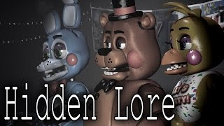Five Nights at Freddy's 2 :: Hidden Lore (The Good Old Days) | CreepyPasta Storytime