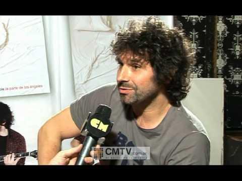 Iván Noble video Entrevista La parte de los ángeles - Habla sobre su 5to disco.