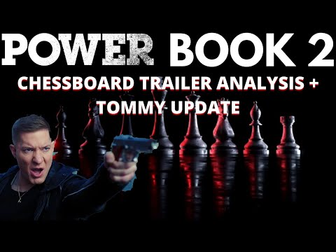 Power Book 2 Ghost Episode 6 Chessboard Trailer Review + Tommy Power Book 2 Update