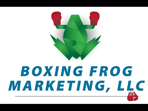 Boxing Frog Marketing  Small Business Marketing HD Quality