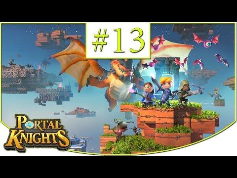 Portal Knights ► Прохождение ➽ Босс Великий Дракон #13
