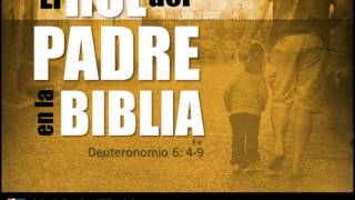 El Rol Del Padre En La Biblia (audio)