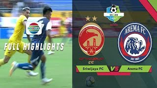 Video Sriwijaya FC (0) vs (3) Arema FC - Full Highlight | Go-Jek Liga 1 Bersama Bukalapak MP3, 3GP, MP4, WEBM, AVI, FLV Desember 2018