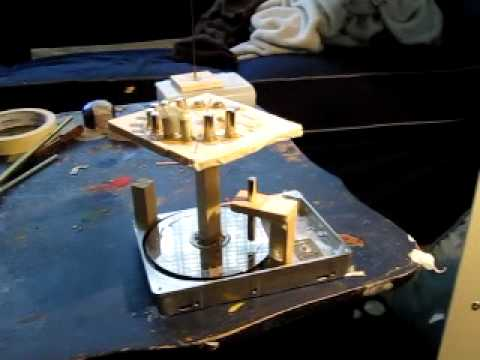 Recreation of Magnet Motor by FM Concepts (Perpetual Motion) (видео)