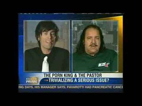 xxx 786 - http://XXXCHURCH.com CNN Headline News Live interviews porn star Ron Jeremy and pastor Craig Gross while on the Great Porn Debate Tour.