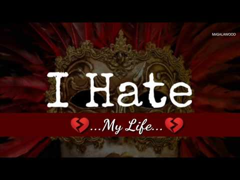 I Hate My Life 💔 | Best Sad New Whatsapp Status Video | Love Quote Whatsapp Status Video | Love
