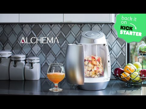 Alchema A Smartphone Enabled Machine That Simplifies the Process of Home Brewed Craft