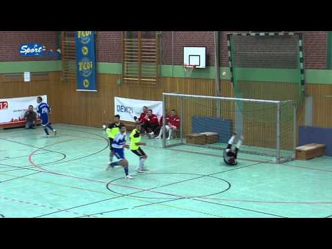 31. Hallenfußball-Stadtmeisterschaft Zwischenrunde Halle Huckarde Teil 1
