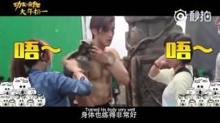 Engsub 161220 Kungfu Yoga  Kungfu 3 Idiots  Special Jackie  Aarif  Yixing