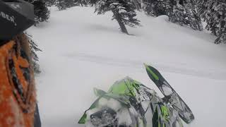 9. 2019 ARCTIC CAT HARDCORE