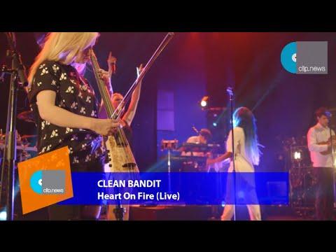 Music Video | Clean Bandit - Heart On Fire