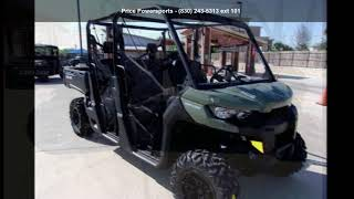 8. 2019 Can-Am® Defender MAX DPS™ HD8 Green