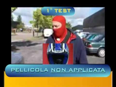 pellicole sicurezza auto
