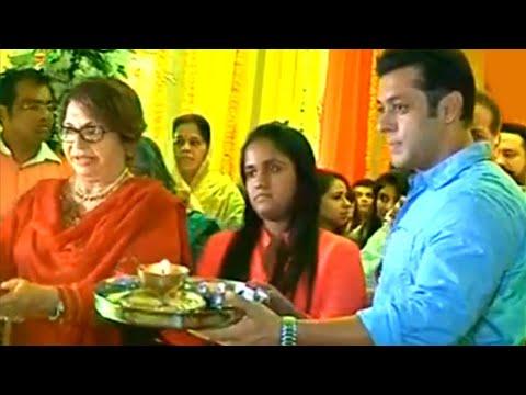 Salman Khan Ganesh Puja 2015 Celebrations