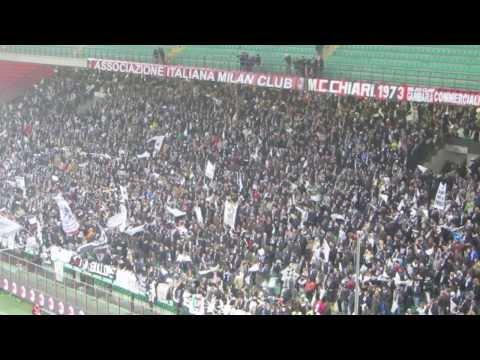 7.000 tifosi Spezia a San Siro