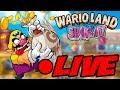 Wario Land: Shake It nintendo Wii Jogando Direto Do Con