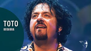 Toto - Rosanna (35th Anniversary Tour - Live In Poland)