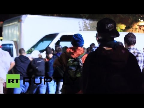IN - Clashes occurred between police and dozens of Keene State College students and visitors on Saturday night in New Hampshire after a gathering for an annual pumpkin festival became unruly. After...