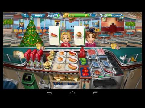 Cooking Fever - Fast Food Court Level 34