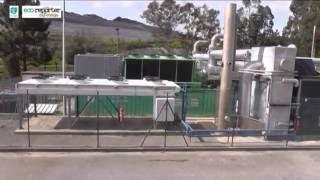 Balde do lixo cheio de energia