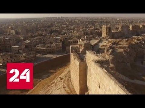 Тяжелые бои за Алеппо: сирийская армия перешла в наступление