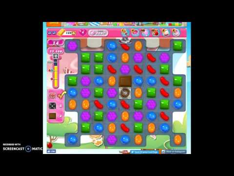 Candy Crush Level 2287 Help W/audio Tips, Hints, Tricks