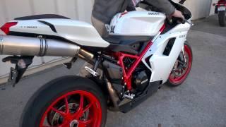8. 2013 Ducati 848 EVO FOR SALE: $10,445