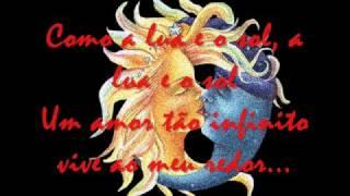 Anjo Azul - A Lua e o Sol(James Blunt - Carry You Home)
