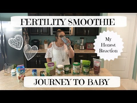 Fertility Smoothie, Journey to Baby