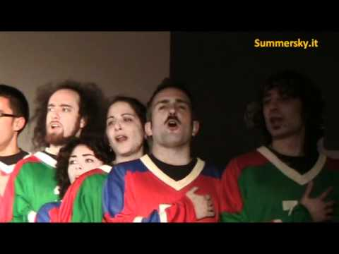 Match Race - Improvvisazione Teatrale - Ischia vs Roma - Prima Parte