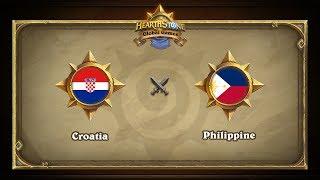 HRV vs PHL, game 1