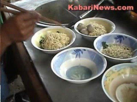 Mie Ayam Keriting Luwes, KabariNews.com