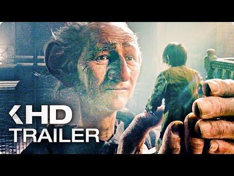 BFG - Big Friendly Giant Trailer 2 German Deutsch (2016)