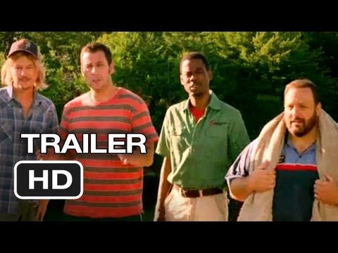 Grown Ups 2 TRAILER (2013) - Adam Sandler Movie HD Video