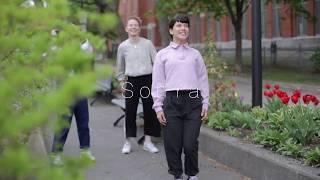 Sonya – Popping Montréal